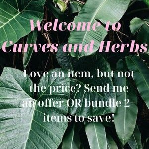 Other - Welcome to Curves & Herbs 🌿🌻